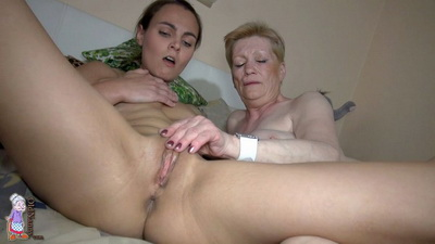 Old Nanny sex